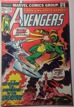 THE AVENGERS #116 (1973) Marvel Comics VG+ - $14.84