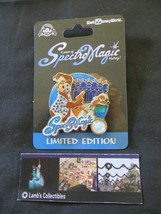 Disney Parks SpectroMagic Brer Fox Bear WDW Limited Edition Piece of His... - $284.99