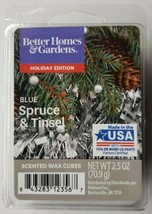 Better Homes & Gardens Holiday Edition Blue Spruce & Tinsel Wax Cubes 2.5 oz - $5.93