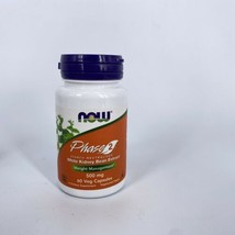 NOW Foods Phase 2 White Kidney Bean Extract Starch Neutralizer 500 mg 60 Ex10/20 - $7.42