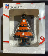 Chicago Bears Team Bell Ornament Sports Collectors Series Offically Lice... - $9.85