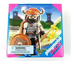 Playmobil Special 4677 Barbarian Chief 2007 Retired NEW In Box - $14.80