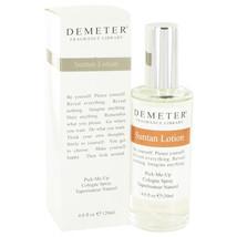 Demeter by Demeter Suntan Lotion Cologne  4 oz, Women - $24.97
