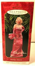 "Hallmark 1997 Keepsake ""Marilyn Monroe"" Ornament Gently Used - $9.74"