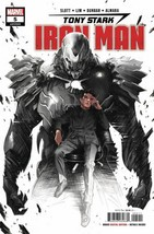 TONY STARK IRON MAN #5 MARVEL COMICS NEAR MINT - $4.50