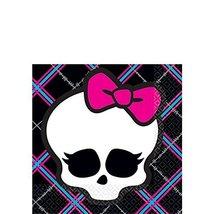 Monster High Beverage Napkins - 16 Counts - $6.88