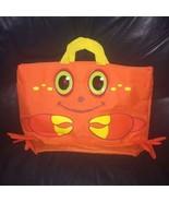 Melissa and Doug Orange Crab Beach Bag Tote - $34.99