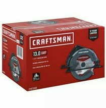 NEW Craftsman 13-Amp 7-1/4-in Corded Circular Saw with Steel Shoe - $53.20