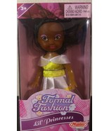 Formal Fashion Lil Princesses Doll mini 4.5 inch New in package - $6.99