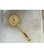 Swiss Made CustomTime Wind Up Necklace Pendant Watch Works - $24.95