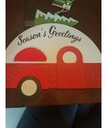 Season's Greetings Camper House Decor upc 639277798107 - $20.46