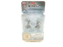 D&D Dungeons and Dragons Attack Wing Wraith Expansion Pack New Sealed - $13.23