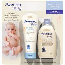 Aveeno Baby Eczema Therapy Moisturizing Cream (7.3 oz. & 12 fl. oz.) - $39.00
