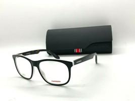 Carrera Carrerino 51 80S BLACK/WHITE 49-15-125MM Eyeglasses Case & Cloth New Sm - $43.78