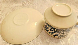 2 Sets Churchill Blue Willow Cup & Saucer Made in England image 4
