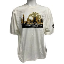 Vintage Timberland Boot Co. Men's Short Sleeve T- Shirt Size L USA Made - $33.55
