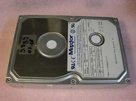Maxtor 83840A6 3.8gb IDE hard drive tested - $23.76