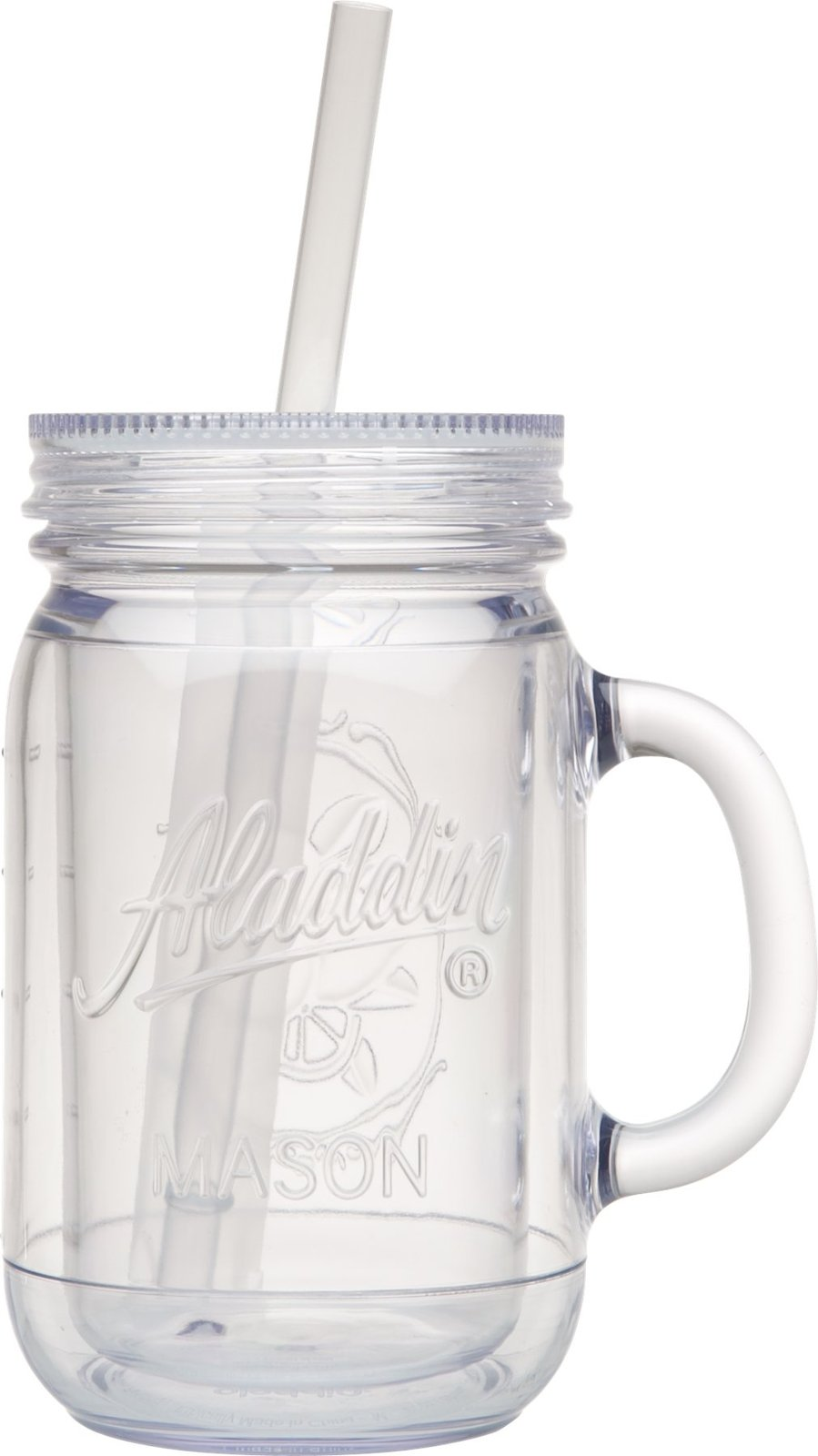 Aladdin Classic Insulated Mason Tumbler 20oz, Clear