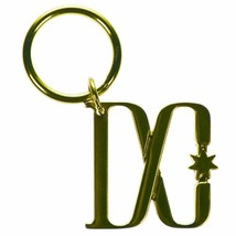 DC Shoes Women's Accessory Small Metallic Chick Star Key chain NWT image 2