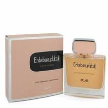 Entebaa by Rasasi Eau De Parfum Spray 3.33 oz for Women - $61.38