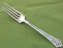 Wm Rogers International IS Ashland Silverplate Dinner Fork 1914  Mono T  - $5.30
