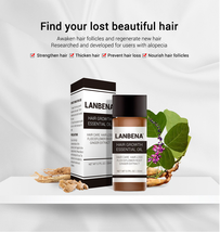 LANBENA Anti Hair Loss Essence Fast Sunburst Dense Hair Growth Product H... - $3.99