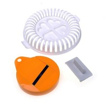 SSGP SZS Hot Plastic DIY Potato Chip Vegtable Slicer Plate - $23.95