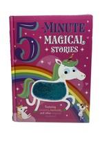 5 Minute Magical Stories Hardback Book Featuring Unicorns Mermaids & Oth... - $19.30