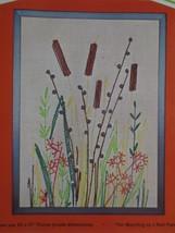 "Bucilla ""California Designers Series"" EVERGLADES Crewel Embroidery Kit #2979 - $9.90"
