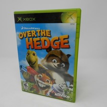 Over the Hedge (Microsoft Xbox, 2006) No Manual - $11.83
