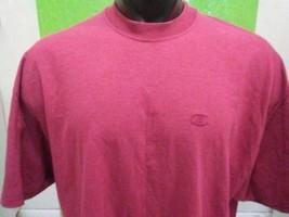 Champion Red Short Sleeve T Shirt Mens XL - $6.46