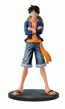 Banpresto One Piece 6.7-Inch Monkey D Luffy Figure A Jeans Freak Series  - $24.99