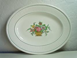 Wedgwood Belmar Oval Platter - $24.92