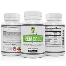 REMcell - #1 Trusted Natural Sleep Aid That Actually Works by VitaMonk-2... - $9.69