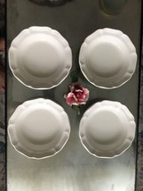 4 Sets Mikasa French Countryside Soup Salad Bowls Dishwasher Safe - $38.61