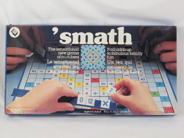 'Smath 1978 Board Game Irwin Toy Corp 100% Complete Excellent Bilingual @@ - $26.00