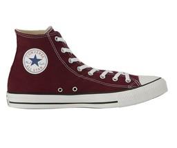 Converse Chuck Taylor All Star Hi Burgundy Womens Sneakers 139784F - $41.95