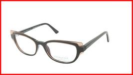 Face A Face Eyeglasses Frame HELLO 2 Col. 177 Acetate Black Opaque Nude - $316.62