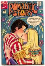 Romantic Story #116 1971- Charlton Romance Comics VG - $30.26
