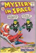 Mystery In Space Comic Book #76 Adam Strange DC Comics 1962 VERY GOOD- - $21.18