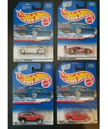 Lot of 4 Hot Wheels 1999/2000 First Edition Cars - NEW on cards - $9.79