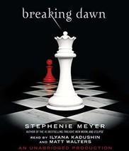 Breaking Dawn (The Twilight Saga, Book 4) [Audio CD] [Aug 02, 2008] Meye... - $34.66