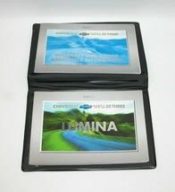 2001 Chevrolet Lumina Factory Original Owners Manual Book Portfolio #42 - $17.77
