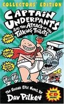 Captain Underpants and the Attack of the Talking Toilets [Oct 01, 2007] Dav Pilk