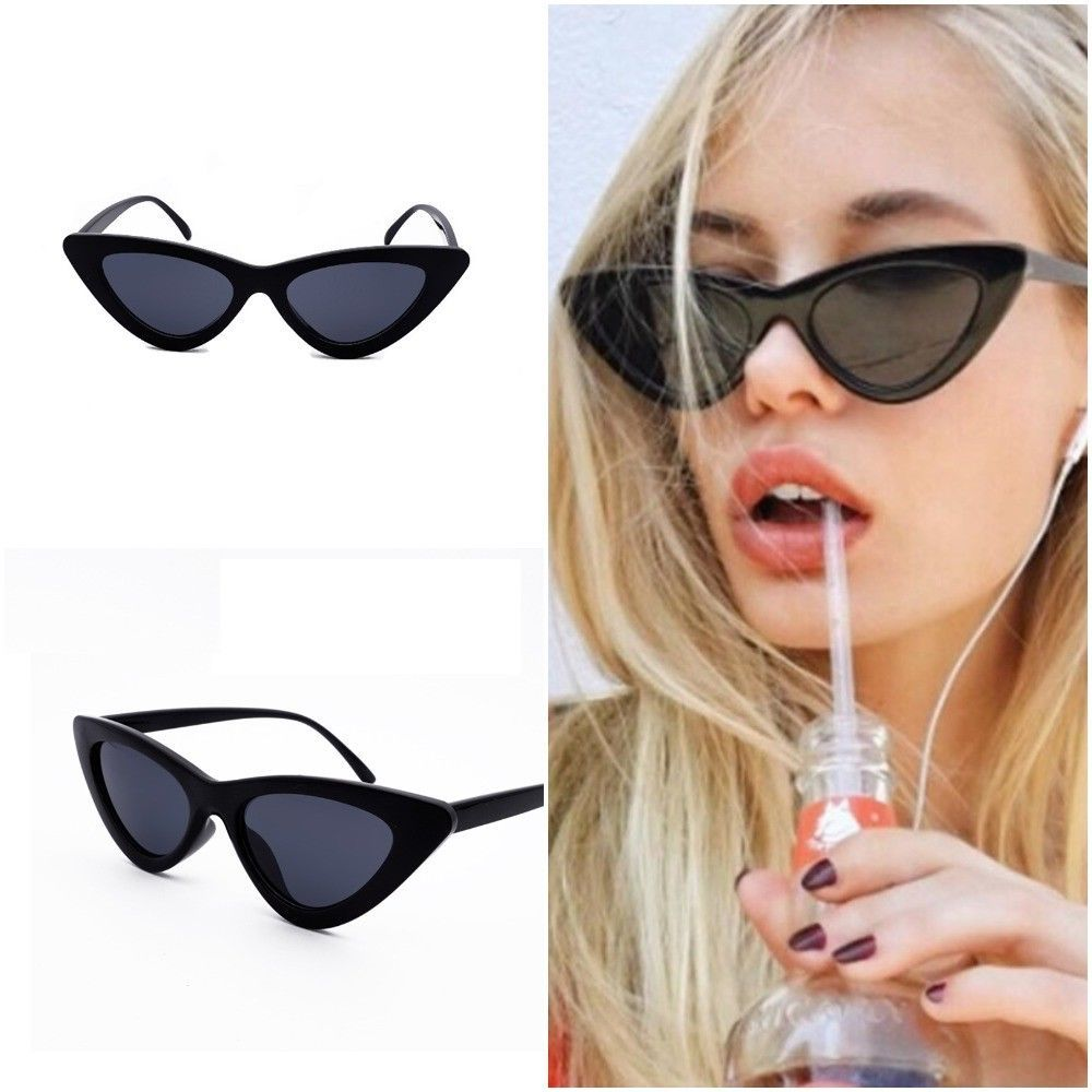 Women's Glasses Oversized D Square Sunglasses Women 2018 Luxury Brand Cat Eye Clear Shades Glasses Pearl Fashion Half Frame Sun Glasses Ladies Goods Of Every Description Are Available Apparel Accessories