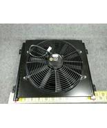 "High Pressure Steel Hydraulic Oil Cooler w/Fan 3/4"" 400 PSI 4 to 36 gpm ... - $538.95"