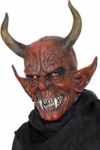 Smiffy's Men's Devil Demon Mask - £23.13 GBP