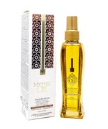 Loreal Mythic Oil Huile Richesse Controlling Oil for Unruly Hair  3.4  f... - $23.74