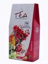Lions Tea Strawberry, Pure Ceylon Black Tea Loose Leaf, 100 g - $8.50