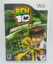 Ben 10: Protection Of Earth (Nintendo Wii, 2007) - Complet & Testé Gratu... - $8.93
